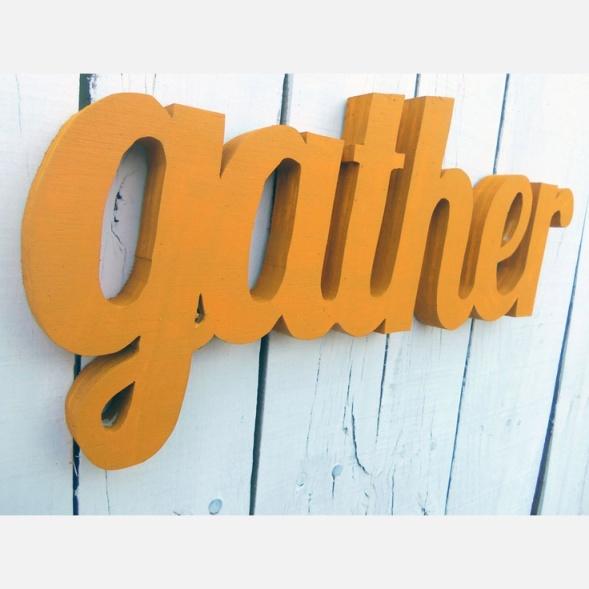 Thanksgiving GAther